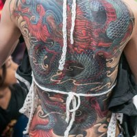 The History of Tattoo Part 5: Japan